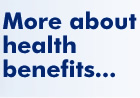 More about health benefits